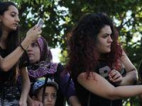 Adana'da baba can derdinde ya kadınlar!