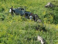 Feci kaza 4 ölü, 8 yaralı