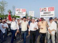 Kılıçdaroğlu 20 gündür yürüyor!