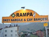 Rampa okey ve nargile mekanı düğün törenlerine açıldı