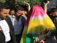 Hakkari'de festival gibi aşiret düğünü!