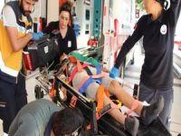 Feci kaza 2 ölü 8 yaralı