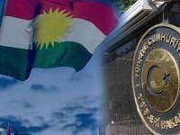 Dışişleri'nden 'Bağımsız Kürdistan' açıklaması!