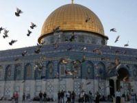 İsrail polisi 21 Filistinliyi yaraladı!