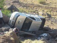 Trafik kazası 3 yaralı!