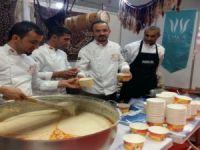 Hakkari yemekleri 32.Bolu-Mengen festivalinde!