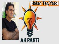 Hakkari Ak parti'de değişim rüzgarı!