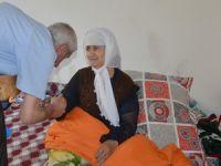 Müdür Bildirici'den Yüksekova'daki ailelere ziyaret!