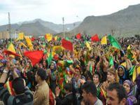 Derecik'te Newroz kutlamaları