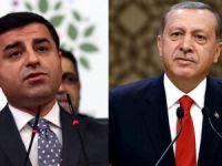 Demirtaş: Erdoğan'a 60 bin liralık tazminat davası açtı!