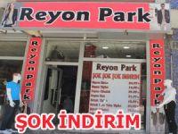 Yeni hizmete açılan Reyon Park'ta şok indirim!