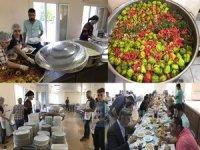 Hakkari'de satılık yemek fabrikası