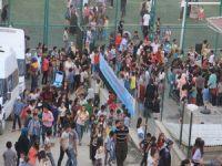 Hakkari'deki çocuk festivali sona erdi!