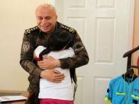 Emniyet müdürü Dilbaroğlu başarılı öğrencileri tebrik etti