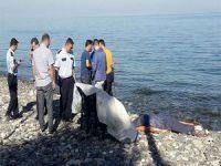 Halk Eğitim Müdürü denizde ölü bulundu