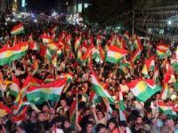 Erbil'de bağımsızlık referandum festivali!