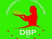 DBP'den bayram mesajı
