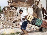 İran ve Irak depreminde yüzlerce ölü, binlerce yaralı var