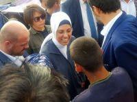 AK Parti Genel Başkan Yardımcısı Kavakçı Şemdinli'de