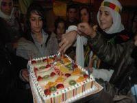 Öcalan'ın doğum günü kutlandı