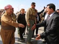 Barzani'den Kerkük'e Ziyaret!