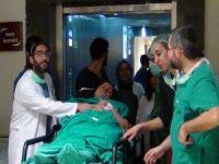 Çukurca Devlet Hastanesinde ilk sezaryen!