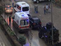PKK güdümlü füze ile saldırdı 1 yaralı!