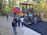 Yüksekova yolları asfaltlanıyor!