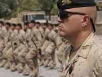 Kanada Irak'a askeri yardımı durdurdu!