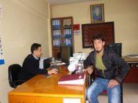 Şemdinli'de pasaport işlemleri başladı