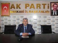 Ak Parti Merkez İlçe Başkanı Adıyaman güven tazeledi