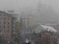 Hakkari için kuvvetli kar yağışı uyarısı