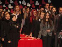 Hakkari'de öğretmenler günü etkinlikleri