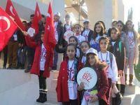 Çukurcalı öğrenciler İstanbul'dan mutlu döndü!