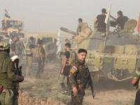 Haşdi Şabi ile Irak ordusu arasında çatışma