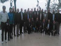 İzmir'de Hakkari Derneği Anadolu Derneğini ağırladı