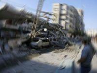 İsrail Gazze'yi vurdu! Ölüler Var