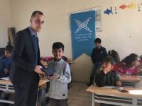 Türkiye Gençli Vakfı giyim yardımı yaptı!