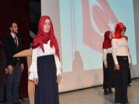"""""""Dünya Arapça Günü"""" etkinliği düzenlendi"""