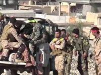 Haşdi Şabi ve Irak ordusu arasında çatışma