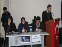 Şemdinli'de liseler arası münazara yarışması