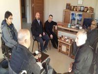 Vali Yardımcısı Karaman'dan engellileri ziyaret