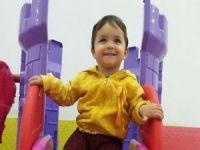 Hakkari çocuk oyun merkezine yoğun ilgi