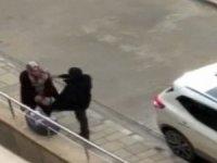 Van'daki kadın şiddeti büyük tepki aldı!