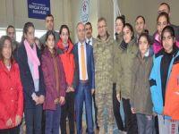Dağlıcalı öğrenciler Yüksekova'da misafir edildi!