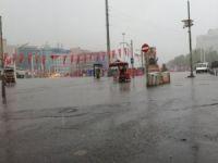 Okullara yağmur tatili