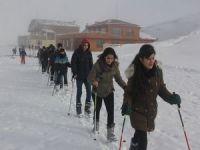 Geleceğin kayakçıları Hakkari'de yetiştiriliyor