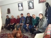 Ak Parti'li Mulamahmutoğlu dengbejlere ziyaret!