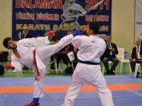 Karateci Pınarbaşı lig müsabakalarına katılacak!