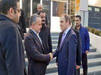 Başbakan Başdanışmanı Kızılkaya'dan Başkan Epcim'e ziyaret
